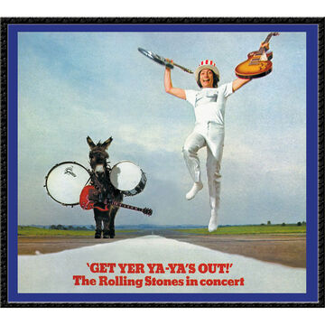 The Rolling Stones - Get Yer Ya-Ya's Out (Live) - CD