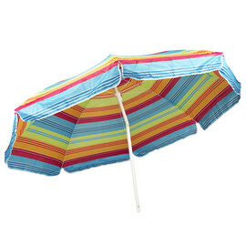 Beach Printed Umbrella with Tilt - Assorted