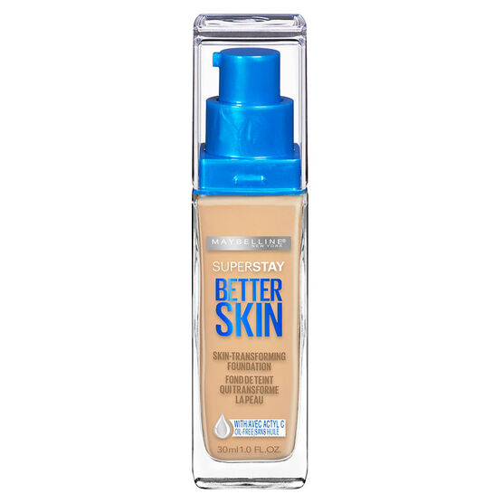 Maybelline Superstay Better Skin Foundation - Natural Beige