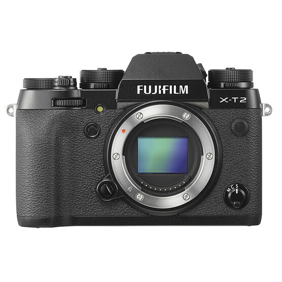 Fujifilm X-T2 Body - Black - 600016989