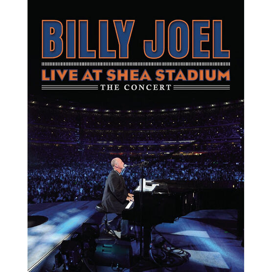 Billy Joel: Live at Shea Stadium - Blu-ray