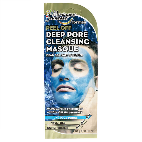 Montagne Jeunesse Deep Pore Cleansing Masque - Men's - 10g