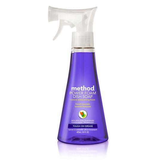 Method Dish Foam - French Lavender - 473ml