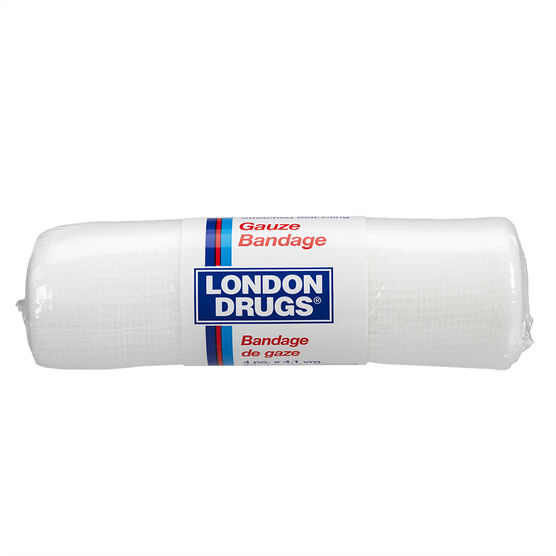 London Drugs Bandage Gauze - 4inch x 4.1yards
