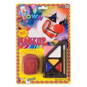 Halloween Clown Makeup Kit