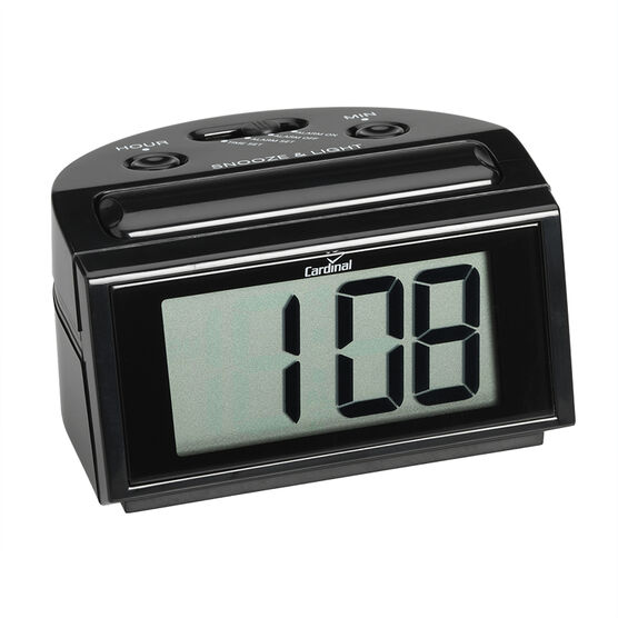 Cardinal LCD Table Alarm