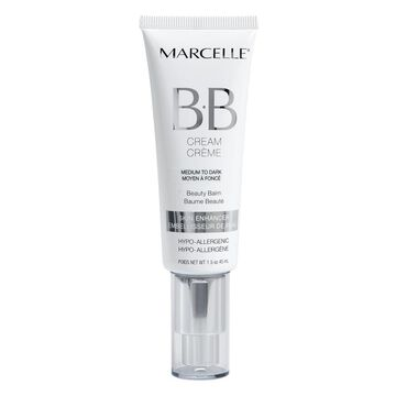 Marcelle BB Cream Beauty Balm - Medium/Dark - 45ml