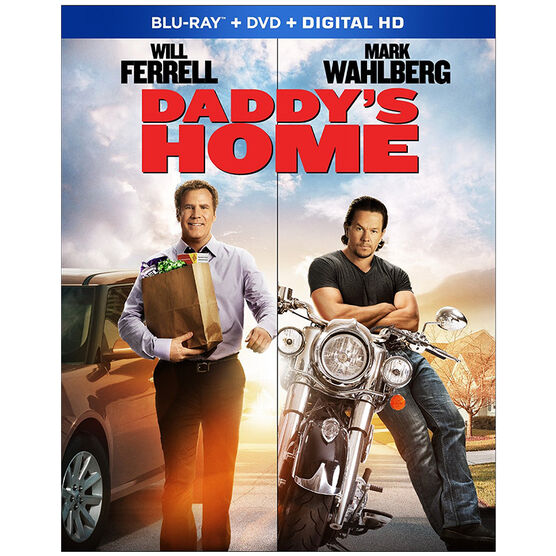 Daddy's Home - Blu-ray + DVD