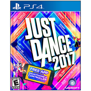 PRE-ORDER: PS4 Just Dance 2017