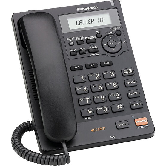 phone with answering machine and caller id