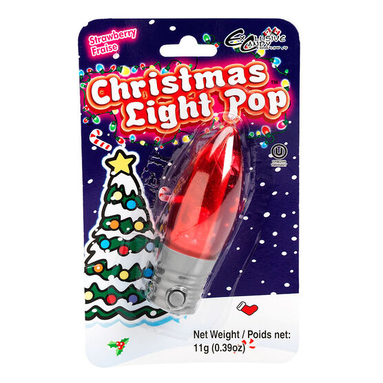 CHRISTMAS LIGHT POP         11G