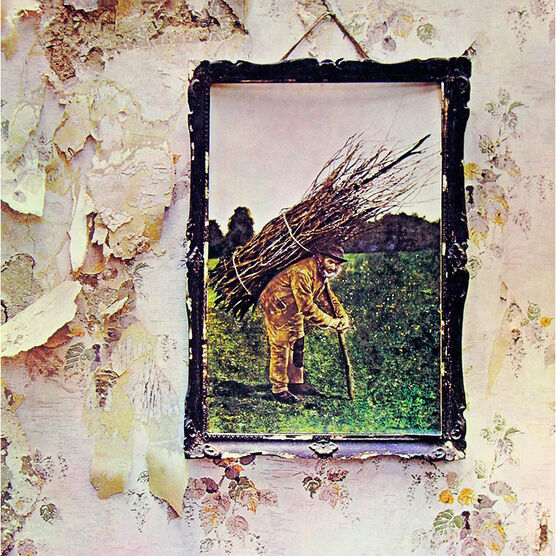 Led Zeppelin - IV Remastered - Vinyl