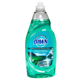 Dawn Dishwashing Liquid - New Zealand Springs - 709ml
