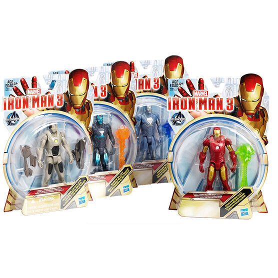 Iron Man All Star Figure - Assorted