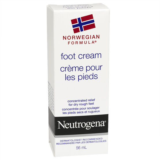 Neutrogena Norwegian Formula Foot Cream - 56ml
