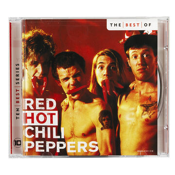 Red Hot Chili Peppers - The Best Of - CD