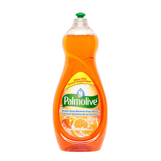Palmolive Antibacterial Dish Soap - Orange - 1L