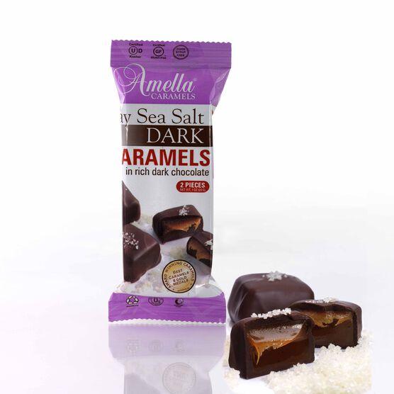 Amella Dark Chocolate - Sea Salt - 28g