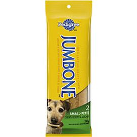 Pedigree Jumbone for Small & Medium Dogs - 200g - 2 pack