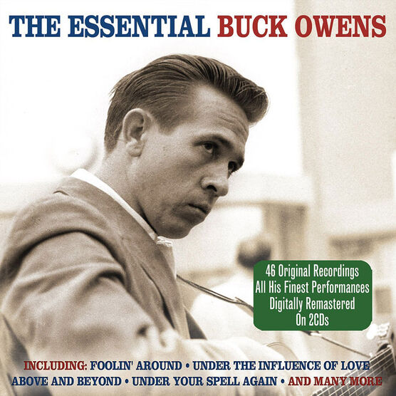 Buck Owens - The Essential Buck Owens - 2 CD