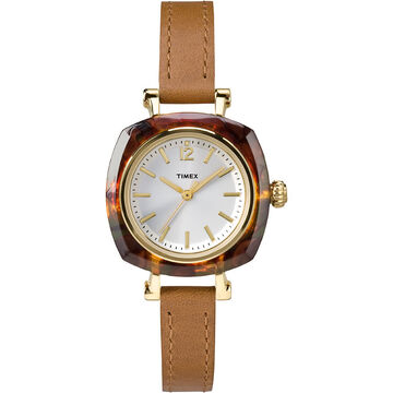 Timex City Helena - Brow/Gold - TW2P70000AW