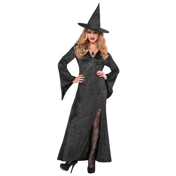 Halloween Basic Witch Dress