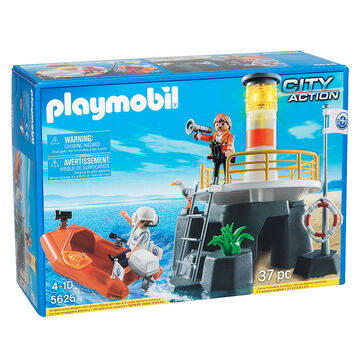 Playmobil City Action -Lighthouse - 56269