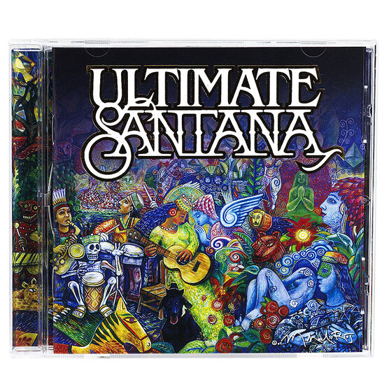 Santana - Ultimate Santana - CD