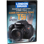 Jumpstart Guide for Canon T5i - DVD