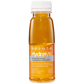 Hydralyte Liquid - 250 ml - Orange