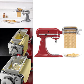 KitchenAid Ravioli Maker - White - KRAV