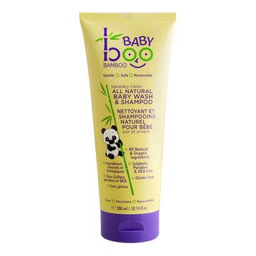 Baby Boo Baby Wash & Shampoo - 300 ml