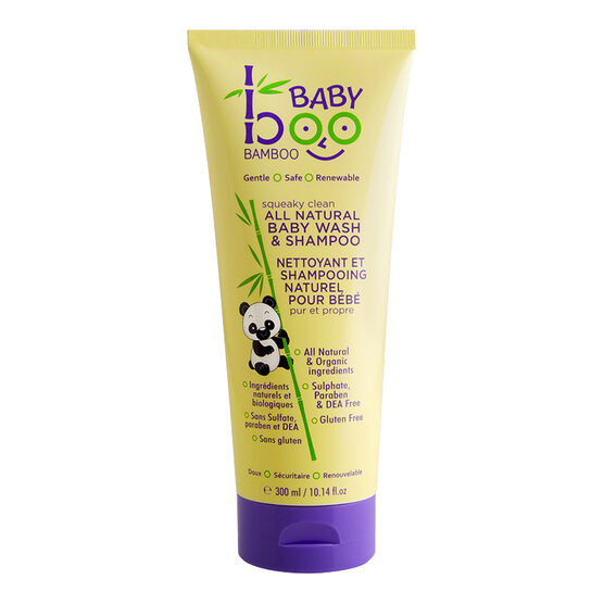 Baby Boo Baby Wash & Shampoo - 300 ml