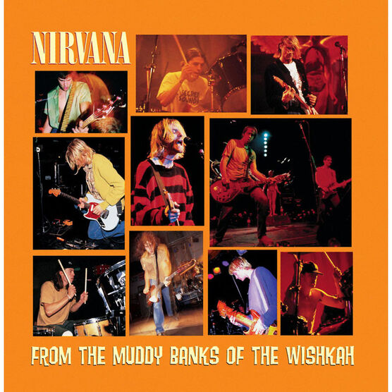 Nirvana - From The Muddy Banks of the Wishkah - 2 LP Vinyl