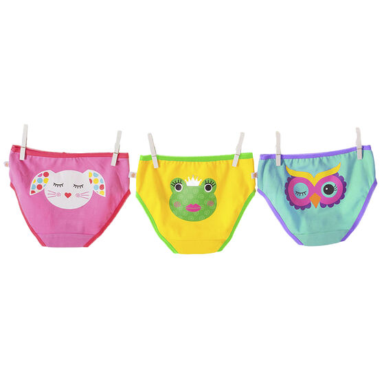 Zoocchini Organic Underwear - Girls 4T/5T - ZOO122