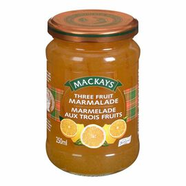 Mackays Marmalade - Three Fruit - 250ml