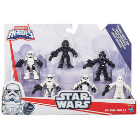 Galactic Heroes Star Wars Imperial Forces Pack