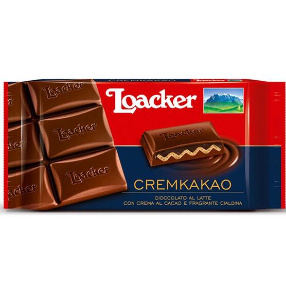Loacker Chocolate Bar - Cremkakao - 87g