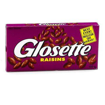 Hershey's Glosette Raisins - 105g