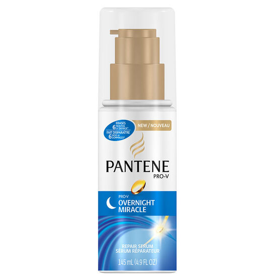 Pantene Pro-V Repair & Protect Overnight Miracle Repair Serum - 145ml