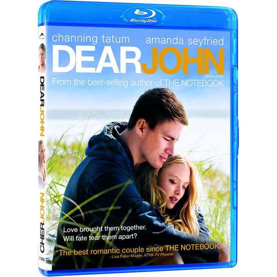 Dear John - Blu-Ray Disc