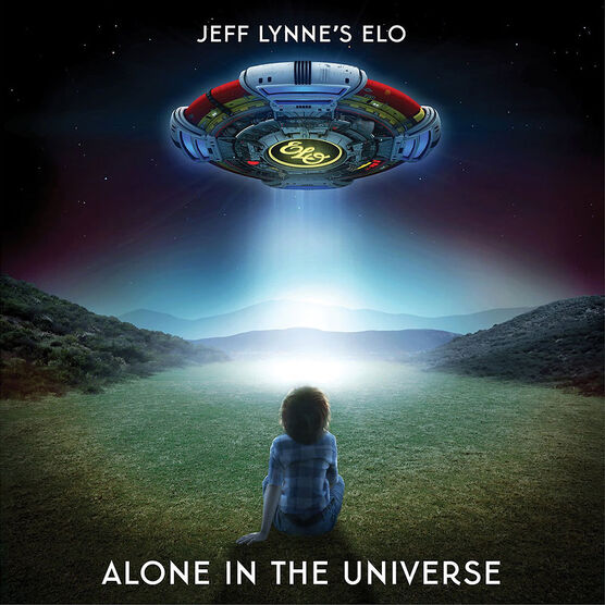 Jeff Lynne's ELO - Alone In The Universe - CD
