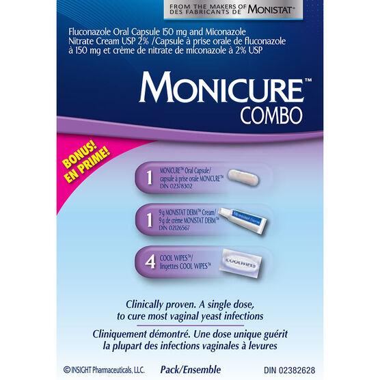 Monicure Combo - 3 piece