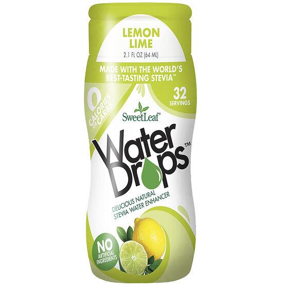 Sweetleaf Water Drops - Lemon - 54ml