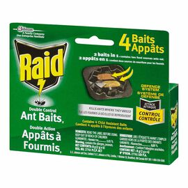 Raid Ant Baits Double Control - 4 pack