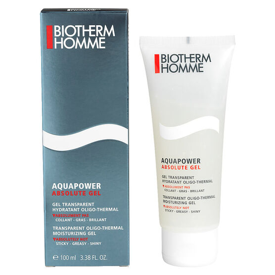 Biotherm Homme Aquapower Absolute Moisturizing Gel - 100ml