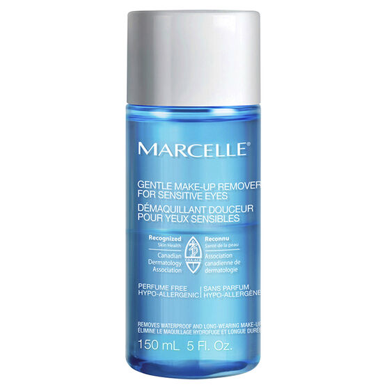 Marcelle Gentle Makeup Remover for Sensitive Eyes - 150ml