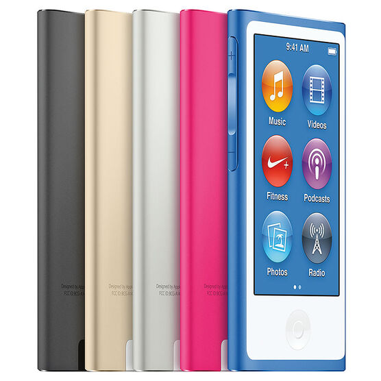 Apple iPod Nano - 16GB - Pink