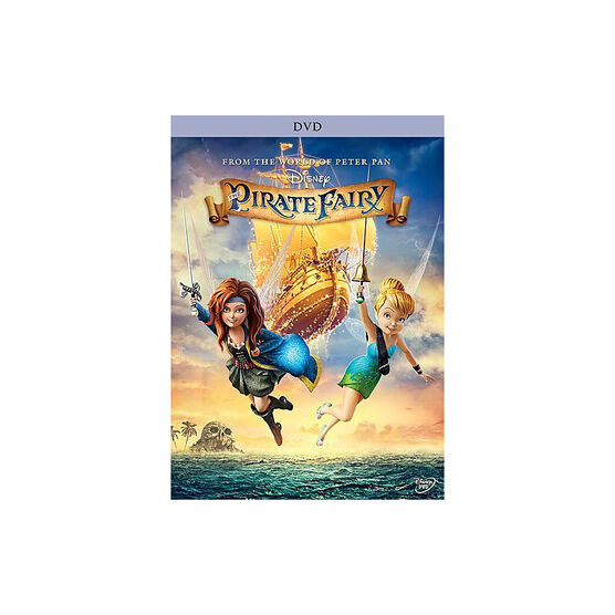 The Pirate Fairy - DVD