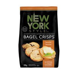 New York Style Bagel Crisps - Sesame - 170g